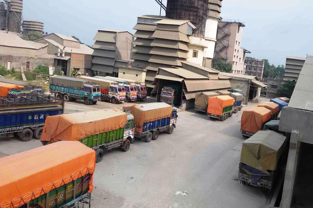 चुनढुंगा उत्खनन नहुँदा १ अर्बको क्लिङ्कर भारतबाट आयात गर्दै