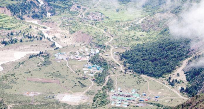 माथिल्लो कौवा क्षेत्रसम्मै हस्तक्षेप बढाउँदै भारत