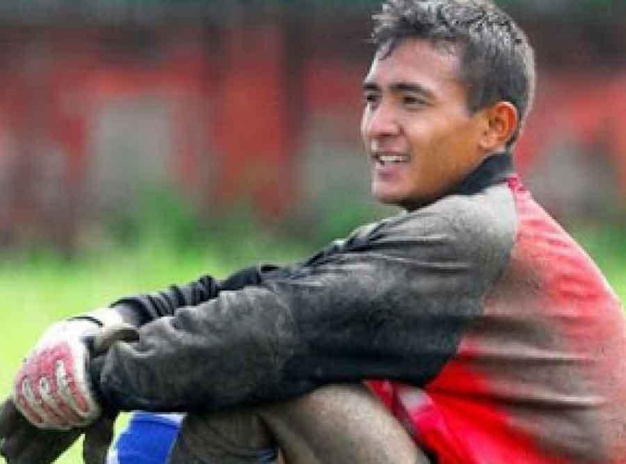 राष्ट्रिय टोलीको गोलकिपर प्रशिक्षकमा विकास मल्ल