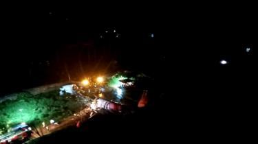 केरल विमान दुर्घटना : मृतकको १८ संख्या पुग्यो, २५ को अवस्था गम्भीर