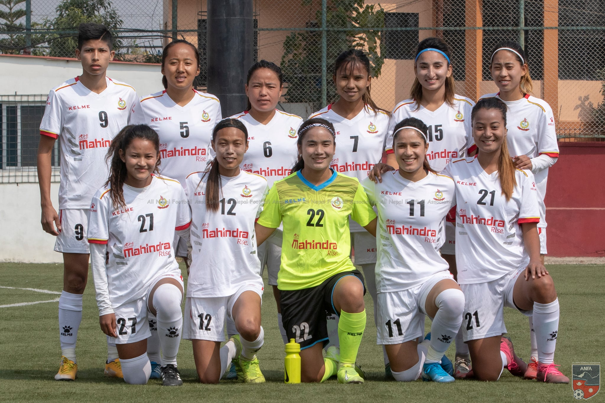 Women's National Football League title to APF