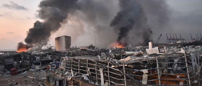 लेबनानमा विस्फोट : मृतकको संख्या १३५ पुग्यो, ४ हजारभन्दा बढी घाइते
