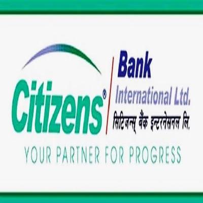 सिटिजन्स बैंकको चुक्ता पुँजी ९ अर्ब ८ करोड पुग्याे
