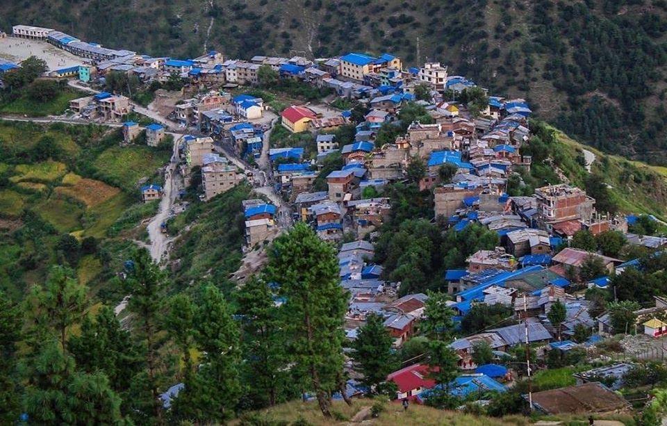 मुगु सदरमुकाम गमगढी १ भदौदेखि २ हप्ता बन्द